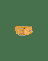 SECURE: Cintura in pelle con doppio rebbio
