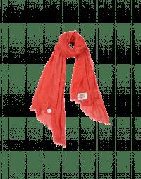 HANKER: Sciarpa leggera oversize rossa