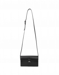 ENCLOSE: Small structured shoulder bag