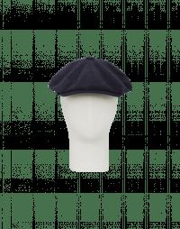 CHATTER: Cappello Baker Boy blu navy