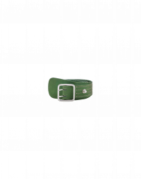 SECURE: Cintura verde con doppio ardiglione