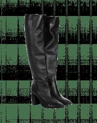 FORTITUDE: High heel knee boots