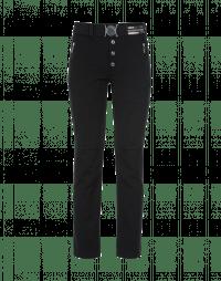 WAY-WARD: Black cavalry twill pants
