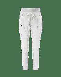 ENTRUST: Pantaloni sportivi in neoprene bianco
