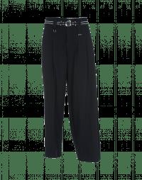 QUOTE: Pantaloni con gambe asimmetriche