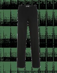 PROCEED: Pantaloni dritti ampi neri