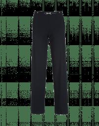 PROCEED: Pantaloni dritti ampi blu navy