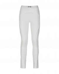 HI-LAY-OUT: Pantaloni bianchi con cuciture multiple