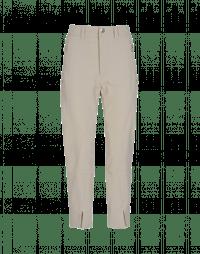 STUNT: Pantaloni beige in cavalry tecnico