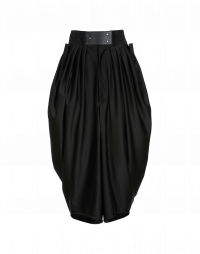 PIONEER: All-round pleated balloon leg pants