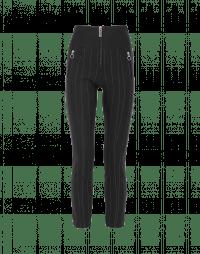 MINIMALIST: Pantaloni gessati aderenti