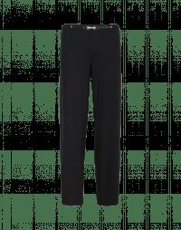 PROCEED: Pantaloni dritti in Sensitive® nero