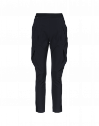 NEW-LURCH: Navy tech stretch tapered leg pants