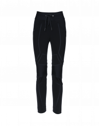 BIONIC: Navy multi panel pull-on pants