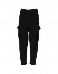 TRANSITION: Tapered leg pant with cargo style pocket flaps