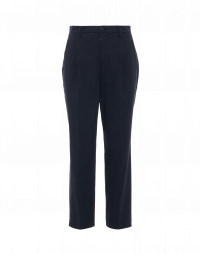 AFFIRM: Navy tech-tailored pants