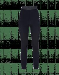 HALT: Navy & mesh Sensitive® leggings