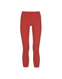 HALT: Pillar box red classic stretch leggings