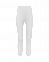 HALT: Leggings basici in Sensitive® bianco