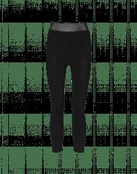 HALT: Leggings in Sensitive® nero