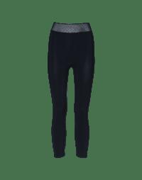 HALT: Leggings in Sensitive® blu navy