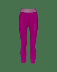 HALT: Leggings in Sensitive® colore ciclamino