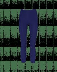 HALT: Leggings in Eco Sensitive® blu elettrico