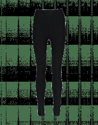 VORTEX: Pinstriped leggings with decorative