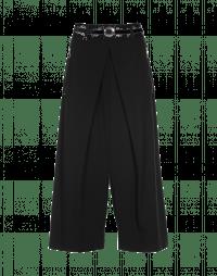 DITHER: Black Sensitive® culottes