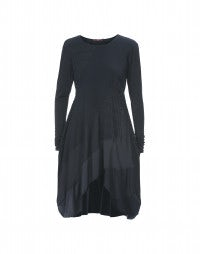 AKIMBO: Deep blue Sensitive®* dress