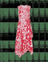 EMERGE: Multi-panel floral Sensitive® dress