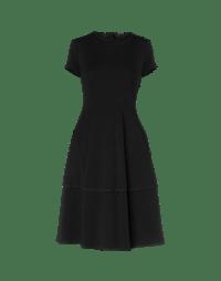 LOGIC: Short sleeve dress in technical