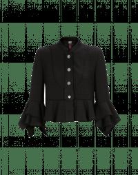 BECKON: Flared hem and cuff jacket