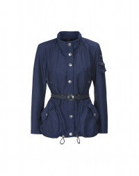SCHOONER: Royal blue yacht jacket