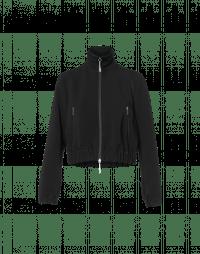 DIVISIVE: Zip front jersey track jacket