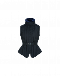 DAYBREAK: Down-filled waistcoat