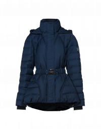 EXTREME: Short padded parka in navy