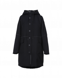 APPROACH: Navy Duffle coat