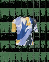 OPTIMISTIC: T-shirt a maniche corte con stampa camouflage