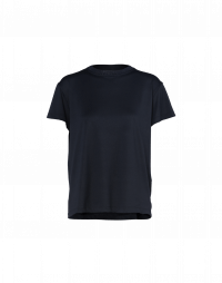 PLAY ON: Navy tech-stretch t-shirt