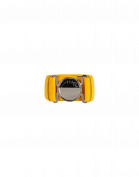 HASTE: Cintura elastica gialla