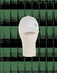 WATCH OUT: Cappello da baseball bianco