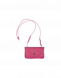 FORTUNE: Collana-borsetta rosa