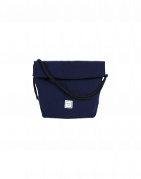 CHARMING: Borsa a sacchetto blu navy