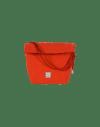 CHARMING: Borsa a sacchetto rossa