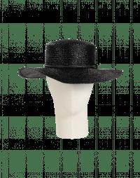 UPLIFTED: Cappello bolero nero