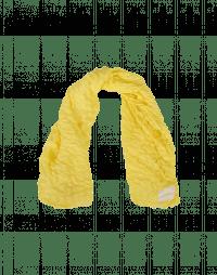 LOOPHOLE: Sciarpa quadrettata gialla