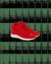 RADICAL: Sneakers rosse a calzino