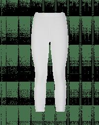 HALT: Leggings in Sensitive® bianco