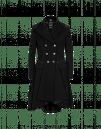 ACT-OUT: Cappotto nero con